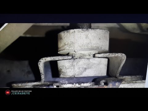 Подушка Радиатора Кондиционера - Geely CK