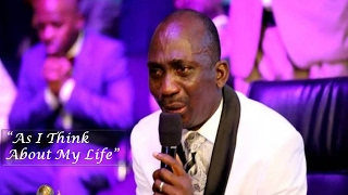 Dunamis Voices- As I Think About My Life; Song Composed By Dr. Paul Enenche.