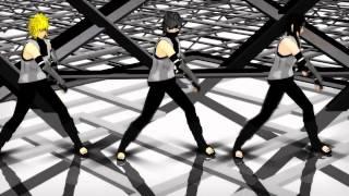 getlinkyoutube.com-【MMD】ナルトキャラでギガンティック踊ってみる【NARUTO】
