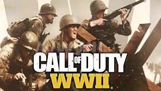 CALL OF DUTY: WORLD WAR 2 LEAK! (COD: WWII LEAK   German/Deutsch)