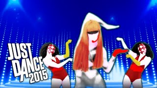 getlinkyoutube.com-Just Dance 2015 - 'Poker Face' by Lady Gaga (Fanmade)