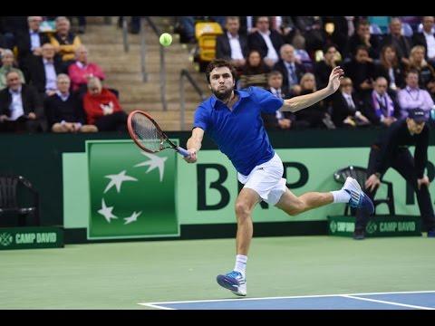 Highlights: Jan-Lennard Struff (GER) v Gilles Simon (FRA)