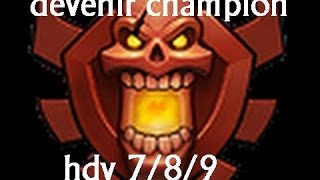 getlinkyoutube.com-[Clash of clans] Comment monter champion hdv 7 hdv 8 et hdv 9