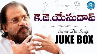 Yesudas Super Hits    Telugu Songs    Video Songs Jukebox    Singer K J Yesudas Collections width=