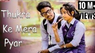 Thukra Ke Mera Pyaar |Emotional Love Story | Mera Inteqam Dekhegi | School Ka Pehla Pyar | RS Rhythm