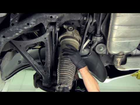 Convert Your Porsche Cayenne Air Suspension to Coil Springs
