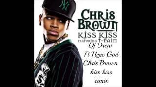 getlinkyoutube.com-Dj drew$$ chris brown kiss kiss remix