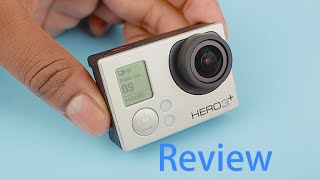 GoPro Hero 3 Plus Silver Review | with Video Footage and Slow Motion