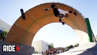 getlinkyoutube.com-Tony Hawk's Loop of Death - Slams, Attempts and Makes - Full Edit 2013