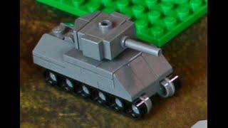 getlinkyoutube.com-miсro Sherman LEGO instruction