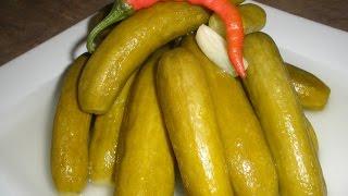 getlinkyoutube.com-Pickled Cucumber Recipe