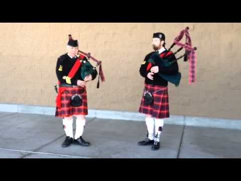 Eagle Rock Pipe Band