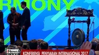 getlinkyoutube.com-Laporan Terkini Jalannya Konferensi Penyiaran Internasional 2017 di Bandung - iNews Siang 22/02