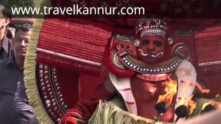 getlinkyoutube.com-Theyyam Fight (Travel Kannur Kerala Videos)
