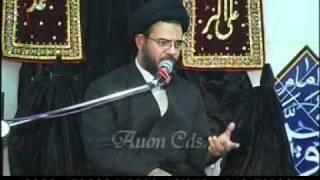 getlinkyoutube.com-Majlis No.1 - Sabr o Salaat - 2009 - Ayatollah Syed Aqeel-ul-Gharavi