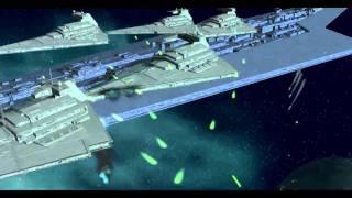 getlinkyoutube.com-The Imperial Destruction of Naboo
