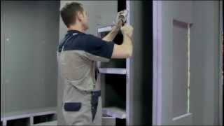 Badmöbel und -einrichtungen mit JACKOBOARD (Anwendungsfilm deutsch)
