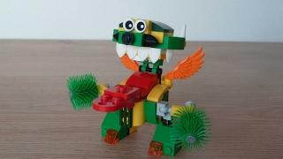 getlinkyoutube.com-LEGO MIXELS SWEEPZ TUNGSTER MIX or MURP? Instructions Lego 41573 Lego 41544