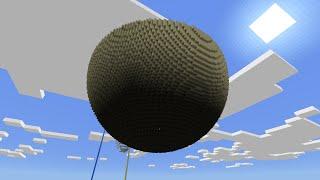 getlinkyoutube.com-【マインクラフトPE】ちょっと面白いトラップタワー完成