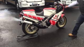 getlinkyoutube.com-Yamaha Rzv Rd 500 Lc