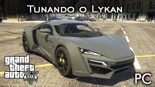 getlinkyoutube.com-Tunando o Lykan HyperSport! MOD SHOW a 60fps! | GTA V - PC [PT-BR]