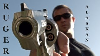 getlinkyoutube.com-Ruger Super Redhawk Alaskan - Shooting - 300 Grain XTP 454 Casull