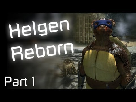 Skyrim Mods: Helgen Reborn - Part 1