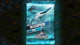 getlinkyoutube.com-HELICOPRION  PACK - Jurassic World The Game
