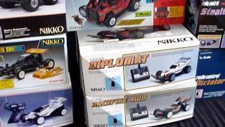 getlinkyoutube.com-Vintage nikko rc cars
