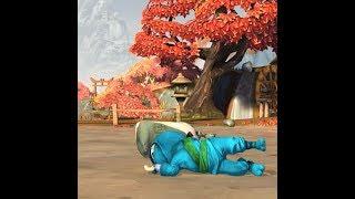 getlinkyoutube.com-Clumsy Ninja is DEAD!
