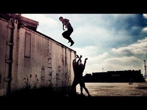 Quinten Mangelschots 2012 - Gymnastics, Freerunning, Tricking