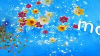 getlinkyoutube.com-футаж  Веселье цветов