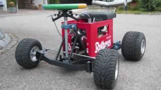 getlinkyoutube.com-Bau und Testfahrt der Fahrenden Bierkiste