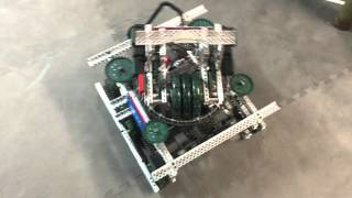 getlinkyoutube.com-All About The Robot - VEX Nothing But Net 323Z Pre-Competition Reveal