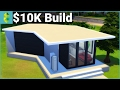 The Sims 4 Building - $10K Build Challenge Tiny Home