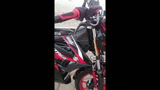 getlinkyoutube.com-Modifikasi Suzuki All New Satria F150 Injeksi. Part 1