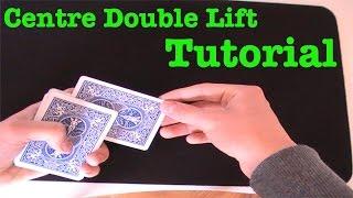 Centre Double Lift - Magic Tutorial