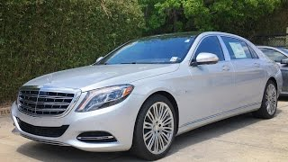 getlinkyoutube.com-2016 Mercedes Maybach S600 Full Review, Start Up, Exhaust