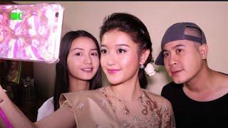 getlinkyoutube.com-Vietnamese Miss,  Nguyen Tran Huyen My To Star In Myanmar Movie Making