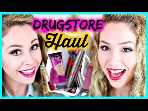 NEW at the Drugstore Haul | December