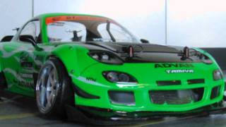 getlinkyoutube.com-Dave's RC FD RX7