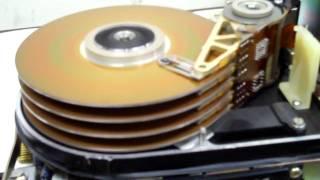 getlinkyoutube.com-72 MB Hard Drive spinning up...