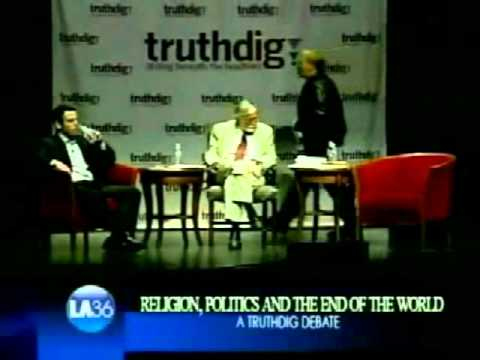 Debate: Chris Hedges vs. Sam Harris - Religion, Politics and the End of the World (1 of 2)