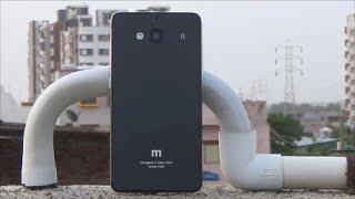 getlinkyoutube.com-Unboxing and installing Xiaomi Redmi 2 LUXURY BACK COVER