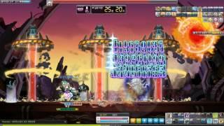 getlinkyoutube.com-메카닉 솔스우 8분대 - KMS Mechanic solo Lotus Raid in 8 min