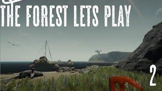 getlinkyoutube.com-The Forest : MASSIVE BASE BUILD!