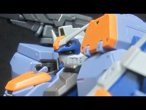 MG Duel Assault Shroud (Part 4: MS Shrouded) Gundam Seed gunpla plastic model review