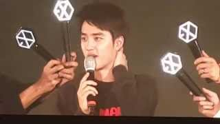 getlinkyoutube.com-고척돔 exo-love concert 디오 엔딩 멘트