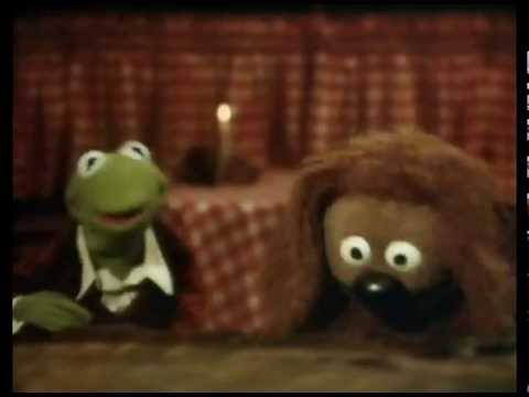 i hope that something better comes along de the muppets Letra y Video