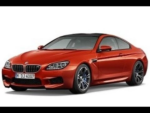 BMW M6 Coupe auto super
